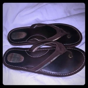 Sperry top sided flip flops g